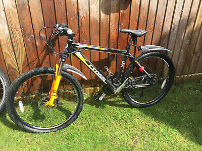 "DNM ORL Mountain Bike Bicycle 27.5/"" Fork 28.6mm T120mm With Remote Lockout"