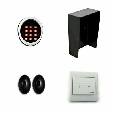 ALEKO ACC4 Accessory Kit for Aleko Gate Openers Includes LM102 LM147 LM172 LM169
