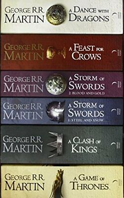 A Game of Thrones: The Story Continues: The... by Martin, George R.R. 0007515987
