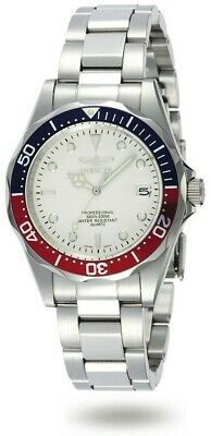 Invicta Men's Watch 9404 Pro Diver Silver Tone Dial Stainless Steel Bracelet