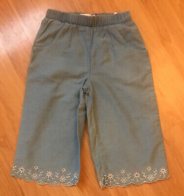 Girls Light Denim Culottes M&Co Kids Age 4-5 Years BRAND NEW
