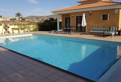 3 Bed  Villa  Fuerteventura £550 -£650 A Week Private Pool Free Wi Fi Sleeps 6