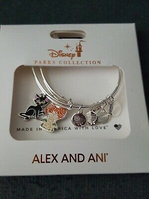 2019 Alex & Ani DisneyWorld Hocus Pocus Not So Scary Halloween Bracelet free shp