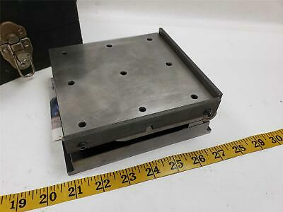 Angle-Rite 6x6 5x5 5S Sine Plate Made in USA