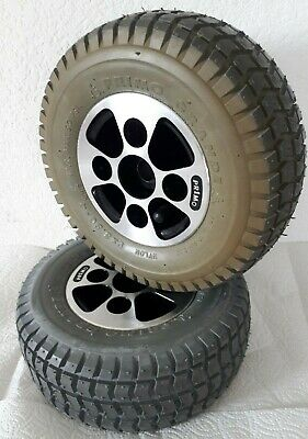 Hoveround MPV5 Power Chair Drive Wheels (9 x 3.50-4)
