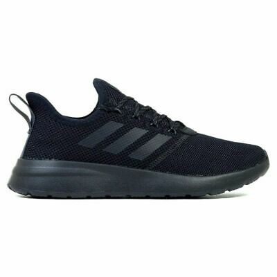 New Adidas Lite Racer Rbn Men's Running Shoes (F36642) Black Size 12