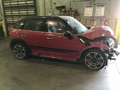 2015 Mini Countryman S 2015 Mini Cooper Countryman S. 19k miles, FL Rebuildable title. EXPORT AVAILABLE