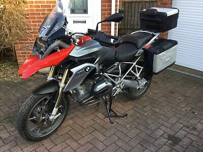 BMW r1200gs TE 2013 fully loaded