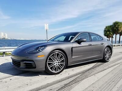 2018 Porsche Panamera - One Owner - Clean Carfax - 22k Miles 2018 Porsche Panamera - One Owner - Clean Carfax - Showroom Condition