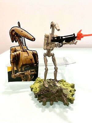 Star Wars Battle Droid Separatist Army Mint Complete Loose 2004 ROTS
