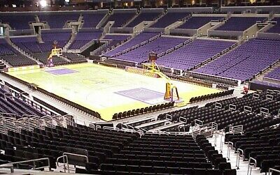 Los Angeles Lakers vs New York Knicks 1/7/20   2 Lower Level Tickets