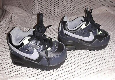 Baby Nike Air trainers, baby size 2.5
