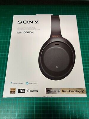 Sony WH-1000XM3 Over the Ear Noise Cancelling Headphones - 12 MONTHS WARRANTY