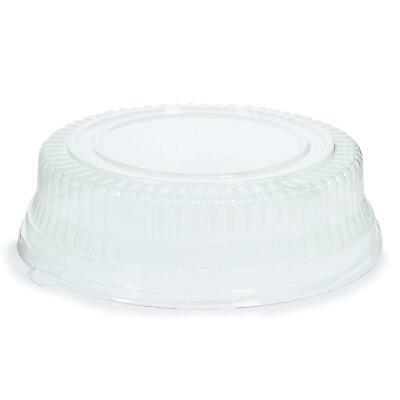 """12"""" Plastic Dome Lid Clear"""