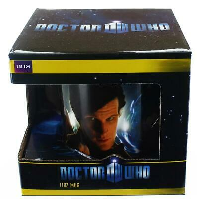 Doctor Who 11th Doctor & Amy Pond 325ml Ceramica Tazza