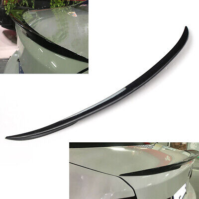 Rear Lip Spoiler FOR BMW 2012-2017 2018 F30 F80 3-SERIES PERFORMANCE WING TRUNK