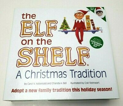 The Elf On The Shelf - A Christmas Tradition Blue-eyed Boy