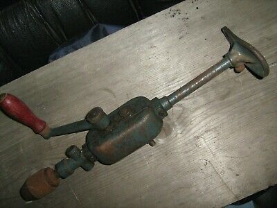 Ixion Hand Crank Breast/Chest Drill Old but not Antique