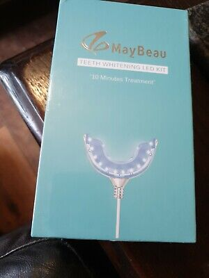 Maybeau teeth whitening  led kit