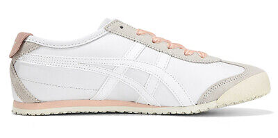 Asics Onitsuka Tiger Mexico 66 White Women's Casual Shoes 1182A104-100