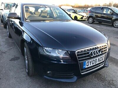 2009 Audi A4 Avant 2.0 Tdi Se - Full Main Dlr His, Alloys, P/Sensrs, Lovely