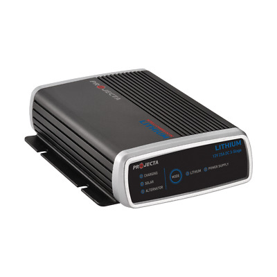 PROJECTA Intelli-Charge 25A 5 Stage 9-32V Lithium Dual Battery Charger (IDC25L)