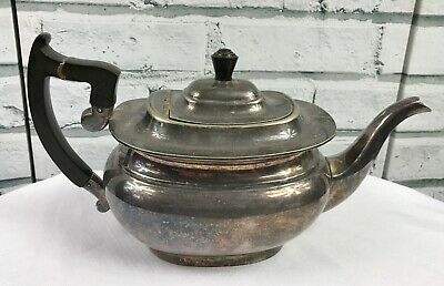 Vintage Sheffield EPNS Silver Plated Tea Pot