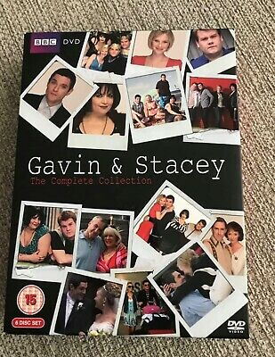 Gavin and Stacey 'complete collection' DVD boxset