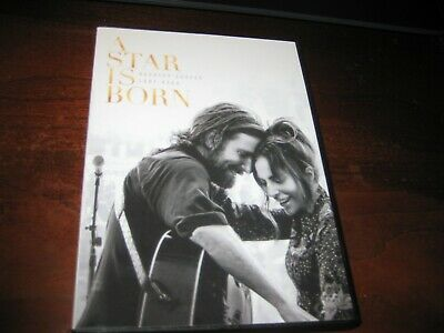 A STAR IS BORN; DVD; Like NEW: 2 Disc Special EDdition; Romance/Love/Great MUSIC