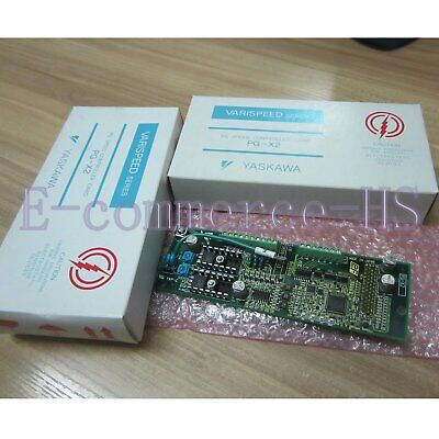 1PC New In Box Yaskawa Inverter PG Controller Card PG-X2 Fast Delivery Free DHL