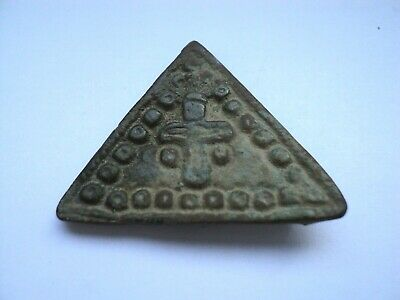 Ancient Byzantium (triangle) + Ancient Rome-found with a metal detector
