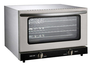 Commercial Restaurant Counter top Electric Convection 1/4 Size Oven ETL/NSF list