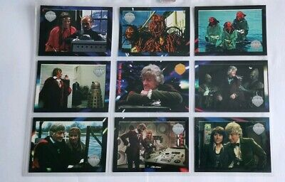 Rare Doctor Who Trading Card Series 4 The Third Doctor