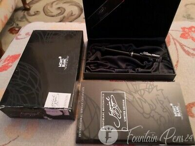 "MONTBLANC IMPERIAL DRAGON LIMITED EDITION FOUNTAIN PEN Estilografica ""NEW"""