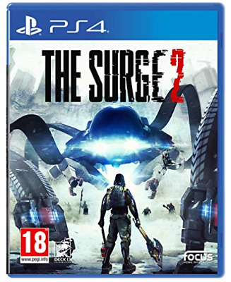 Ps4-The Surge 2 With Pre-Order Dlc Bonus (Ps4) GAME NEW