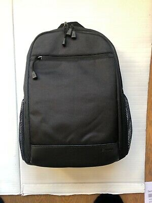 Canon DSLR Camera Backpack - New - Black & Red - Waterproof