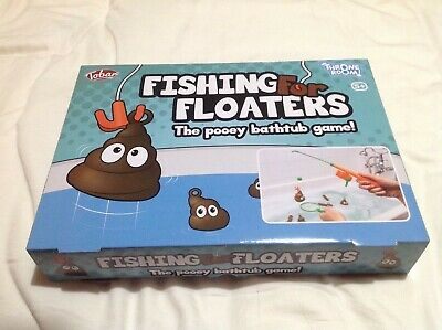 Fishing for floaters, brand new game, ages 5+