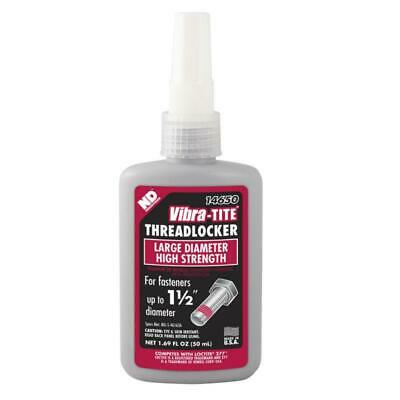 EXPIRED Vibra-Tite - 146 Large Diameter/High Strength Threadlocker, 50mL