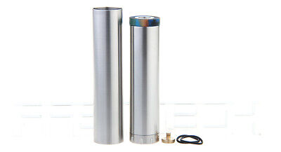 Kindbright 900 BF Styled Mechanical Mod (2 Pieces) Silver