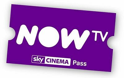 Now Tv Cinema 4 Mesi Ticket Film Coupon Voucher Codice Sconto Sky Offerta