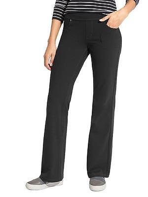 ATHLETA Bettona Classic Pant ST S T TALL | Black Yoga Pants w Pockets Active NWT