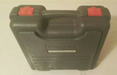 Megger 1004-319 Protective Hard Carry Case for Multifunction Testers MFT1700