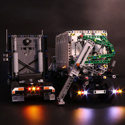 Vonado Battery Operated LED Light Building Block Kit for LEGO Truck 42078