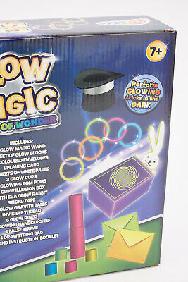 BRAND NEW MAGIC TRICKS - Grafix Glow Magic Defying Gravity