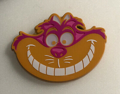 Disney Cheshire Cat Mickey Very Merry Christmas Party 2019 Christmas Cookie Pin