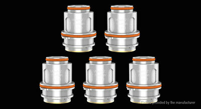 Authentic GeekVape Zeus Replacement Mesh Z2 Coil Head (5-Pack)