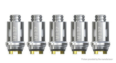 Authentic Think Vape ZETA Replacement Mesh Coil Head (5-Pack)