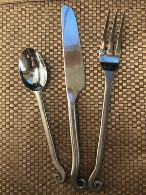"""Pier 1 Lily Stainless India  /""""your choice of groups/"""" excellent PII8"""