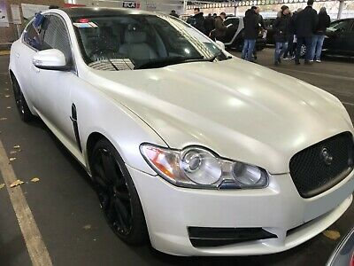 "2009 Jaguar Xf 2.7 D Luxury - Wrapped, Leather, 20"" Alloys, Priv Glass, P/Sens"