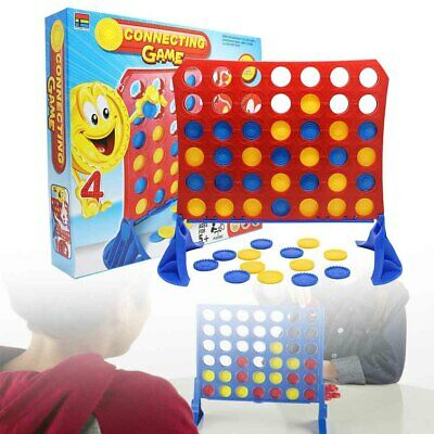 By HASBRO Connect 4 Classic Grid Board Games New